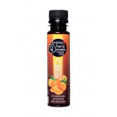 Биостимулирующий концентрат для женщин Erotic hard  Пуля  со вкусом сочного апельсина - 100 мл.