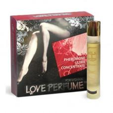 Концентрат феромонов для женщин Love Perfume - 10 мл.