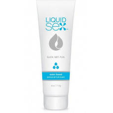 Cмазка на водной основе Liquid Sex Classic Water-Based - 118 мл.